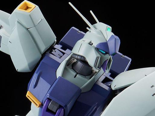 P-Bandai: MG 1/100 Re-GZ [Unicorn Ver.] - Release Info