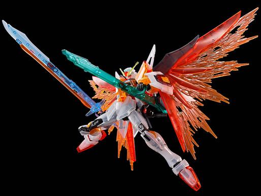 HGCE 1/144 Destiny Gundam [Heine Westenfluss] Clear Color Ver.The Gundam Base Limited