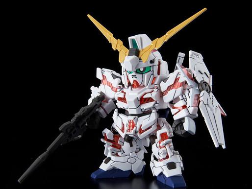SDCS Unicorn Gundam [Destroy Mode] - Release Info