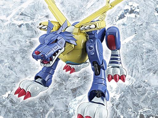 Figure-rise Standard MetalGarurumon release Date And Price