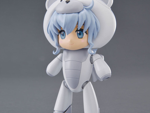HGPG Charagguy Sarah - Release Info