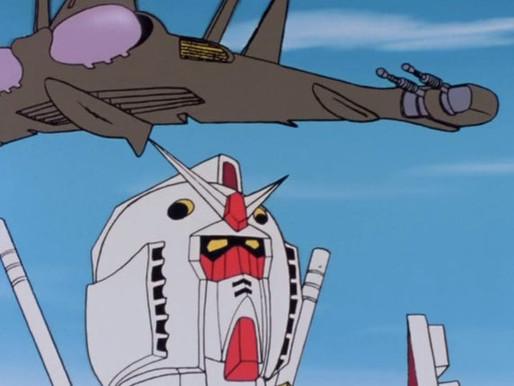 My Top 5 Common Gundam GIFS
