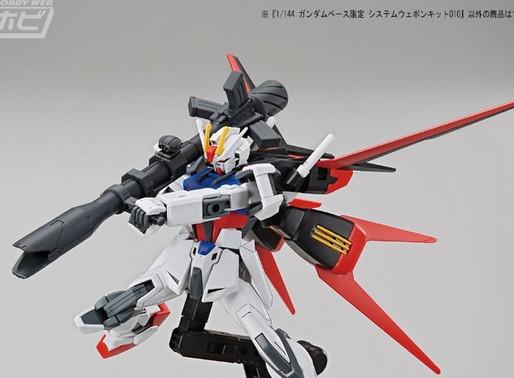 1/144 Gundam Base Limited System Weapon Kit 010