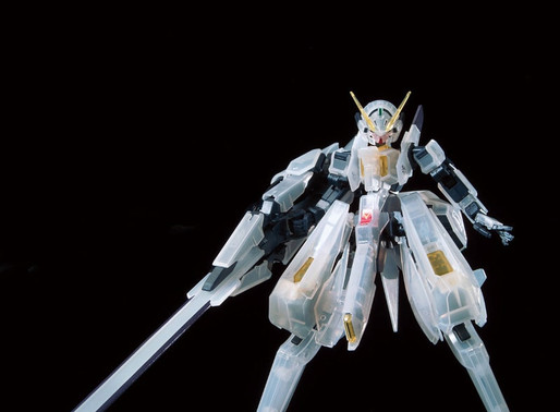 HG 1/144 Gundam Base Limited Gundam TR-6 Wound Wart Clear Color