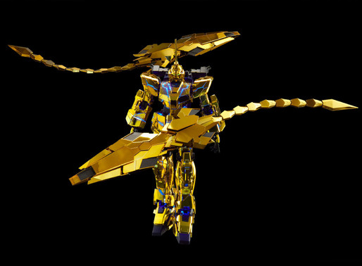 PBandai PG 1/60 Unicorn Gundam Unit 3 Phenex Narrative Ver
