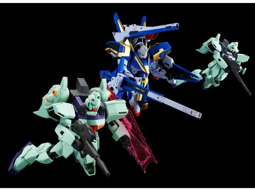 Re-Issues: PBandai RE/100Gunblaster & MG V2 Assualt Buster Ver Ka.