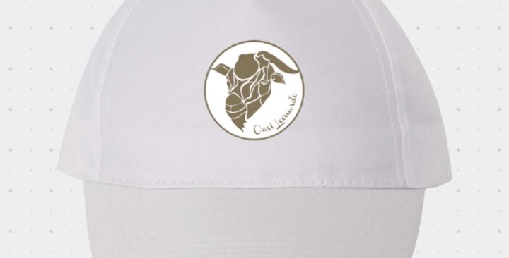 """Cappellino - logo """"Oasi Leonardo"""""""