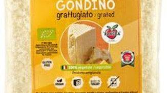GONDINO GRATTUGIATO 4x75g - STAGIONATO VEGETALE DI CECI