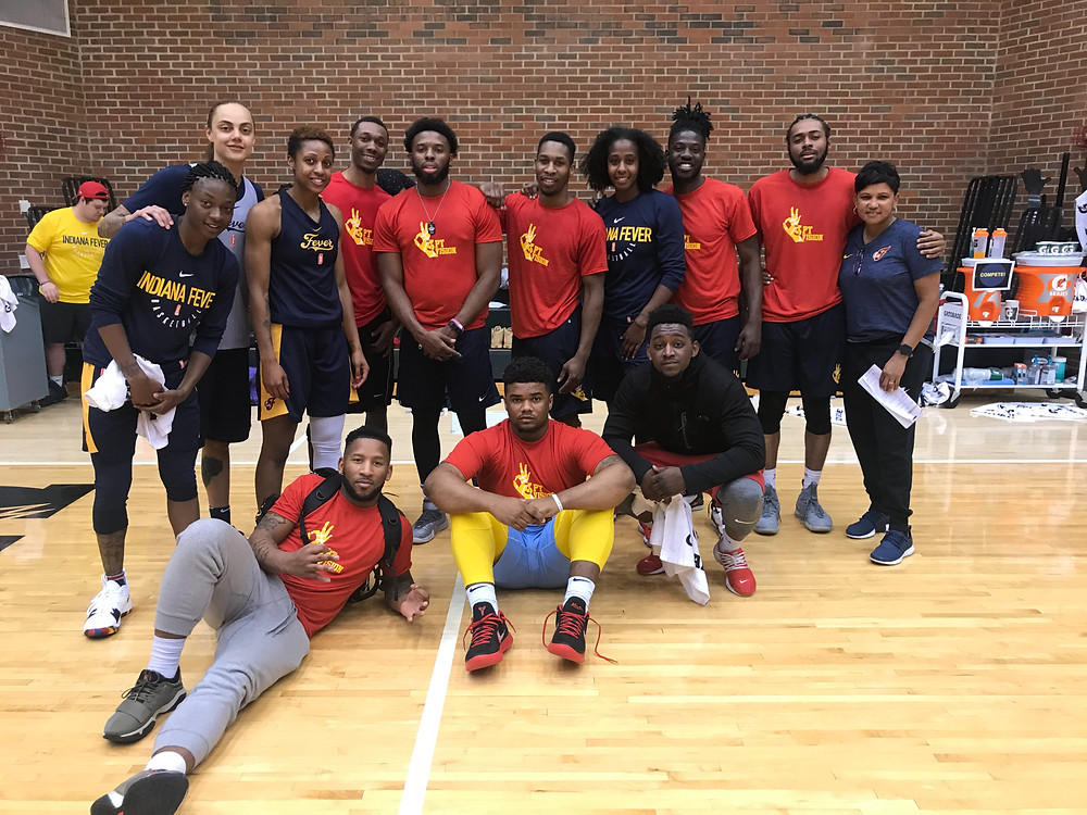 3 Point Vision with Coach Pokey Chatman and the Indiana Fever