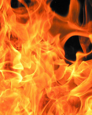Flammen