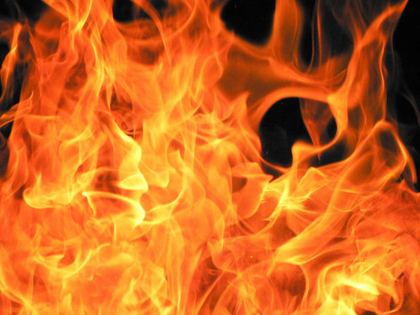 No 1 major cause of workplace fire is Arson
