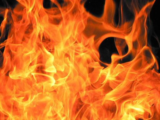 Code geel voor brandgevaar in natuurgbieden