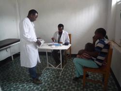 Gesundheitsstation Bussa