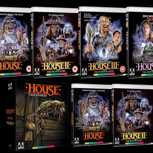 House The Complete Story / Two Stories