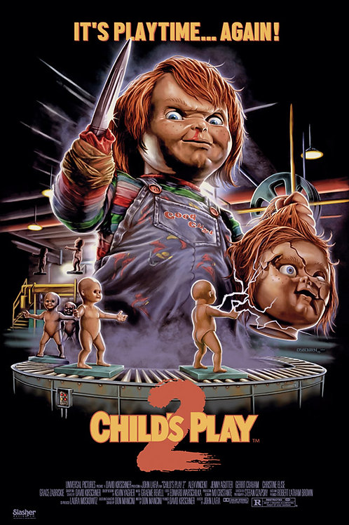 Childs Play 2 - Poster (11 x 17)