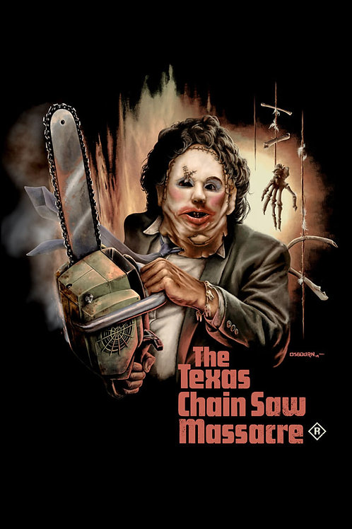 Texas Chainsaw Massacre - Poster (11 x 17)