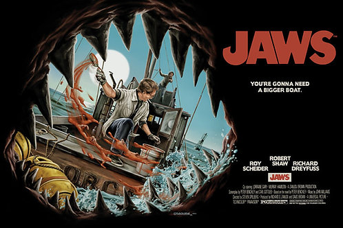 Jaws - Poster (11 x 17)