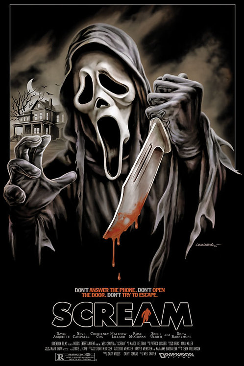 Scream - Poster (11 x 17)