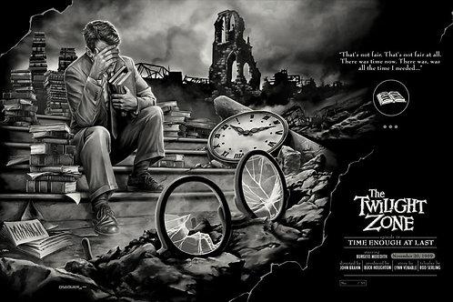Twilight Zone - Poster