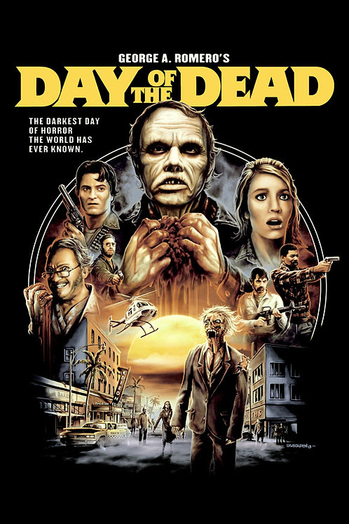Day of the Dead - Poster (11 x 17)