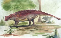 Ankylosaurus, 2017