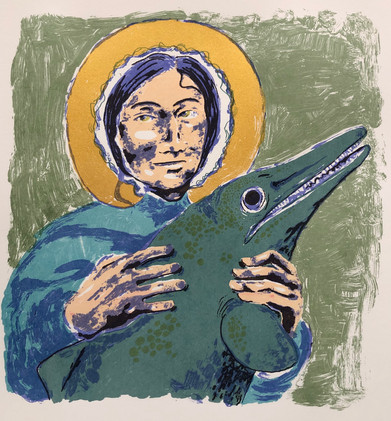 Our Lady of Paleontology, 2020