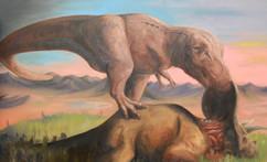 Tyrannosaurus, 2017