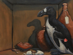 The Fate of the Last Great Auk, 2018