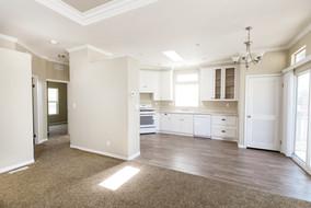 Living/Dinning Room + Kitchen