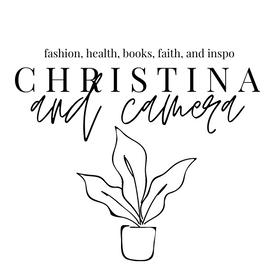 christina and camera - Christina