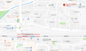 若竹公民館地図