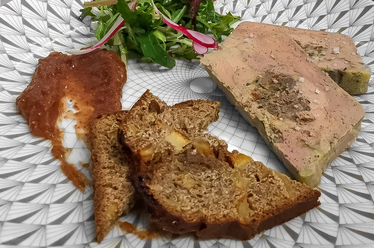 Foie gras de canard maison