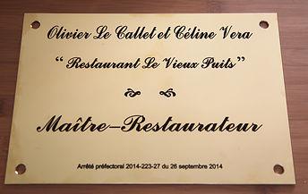 Maître - restaurateur