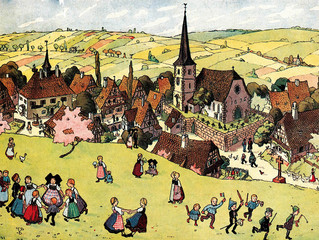 Semaine Alsacienne....