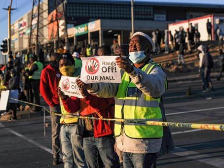 #FreeZumaProtest Update 14 July 2021 12h00