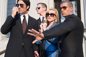 Who makes use of Bodyguards