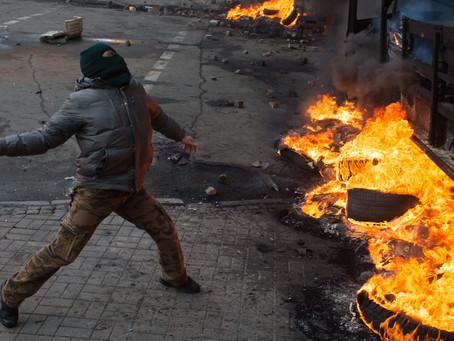 #FreeZuma Protest, Looting and Criminal Activities
