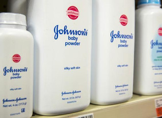 Johnson & Johnson faces $417m payout in latest talc case