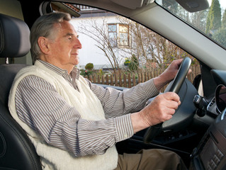 Drivers with early dementia are a 'risk to the public'