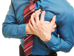Third 'given wrong initial heart attack diagnosis'