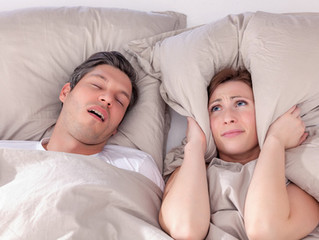 8 Unexpected Reasons You Might Be Snoring