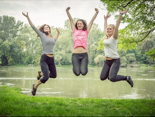 Humour, hobbies and friendships: Your tips for staying positive