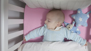 Cot deaths at lowest recorded level in England and Wales