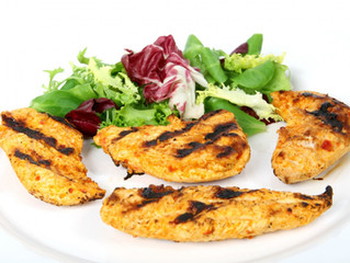 Healthy chicken shops to fight obesity