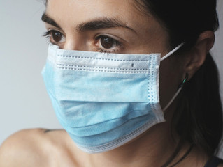 Face masks ease allergies by 'lowering the burden' of inhaled pollen, spores and dust, study suggest