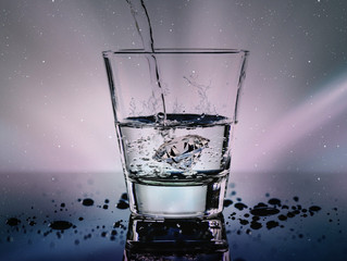 Stay hydrated to ward off heart failure, study suggests