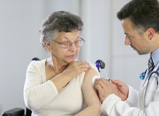 Flu vaccine delays for over-65s 'resolved by weekend'