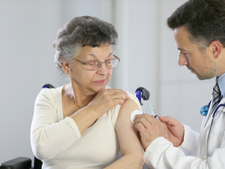 'Alarm' as patients shun flu jab