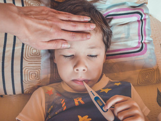 Child winter respiratory illness on rise in summer