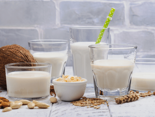 Plant-based milks on the rise: A quarter of Britons are drinking them